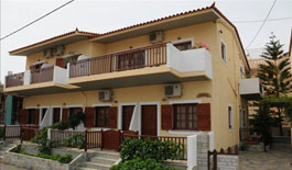 Ενοικιαζόμενα Δωμάτια Kavos Apartments